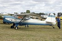 VH-WWG @ YTEM - At Temora Airport during the 40th Anniversary Fly-In of the Australian Antique Aircraft Association
