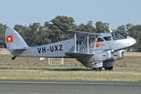 VH-UXZ @ YTEM - At Temora Airport during the 40th Anniversary Fly-In of the Australian Antique Aircraft Association