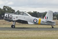 VH-HFM @ YTEM - At Temora Airport during the 40th Anniversary Fly-In of the Australian Antique Aircraft Association