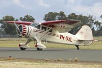 VH-UXL @ YTEM - At Temora Airport during the 40th Anniversary Fly-In of the Australian Antique Aircraft Association