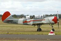 VH-YEK @ YTEM - At Temora Airport during the 40th Anniversary Fly-In of the Australian Antique Aircraft Association