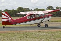 VH-ICJ @ YTEM - At Temora Airport during the 40th Anniversary Fly-In of the Australian Antique Aircraft Association