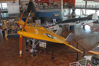 02978 @ DAL - The Flying Pancake on display at the Frontiers of Flight Museum - Dallas, Texas