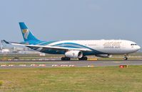 A4O-DD @ EDDF - Oman Air A332 thundering down the runway. - by FerryPNL