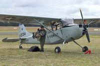 VH-FAC @ YTEM - 1952 built Cessna O-1G Bird Dog, c/n: 22448 at Temora-ex USAF 51-12134