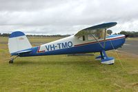 VH-TMO @ YTEM - At Temora Airport during the 40th Anniversary Fly-In of the Australian Antique Aircraft Association