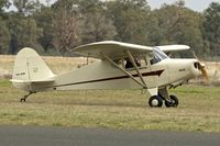 VH-KIM @ YTEM - At Temora Airport during the 40th Anniversary Fly-In of the Australian Antique Aircraft Association