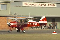 VH-SWC @ YTEM - At Temora Airport during the 40th Anniversary Fly-In of the Australian Antique Aircraft Association