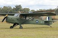 VH-BDM @ YTEM - At Temora Airport during the 40th Anniversary Fly-In of the Australian Antique Aircraft Association