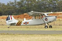 VH-FXY @ YTEM - At Temora Airport during the 40th Anniversary Fly-In of the Australian Antique Aircraft Association ex USAF 51-12471