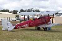 VH-NWM @ YTEM - At Temora Airport during the 40th Anniversary Fly-In of the Australian Antique Aircraft Association - ?? ex RAAF A17-227