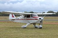 VH-GEK @ YTEM - At Temora Airport during the 40th Anniversary Fly-In of the Australian Antique Aircraft Association