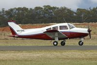 VH-DYA @ YTEM - At Temora Airport during the 40th Anniversary Fly-In of the Australian Antique Aircraft Association