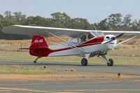VH-ABA @ YTEM - At Temora Airport during the 40th Anniversary Fly-In of the Australian Antique Aircraft Association