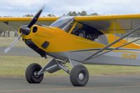 VH-ETB @ YTEM - At Temora Airport during the 40th Anniversary Fly-In of the Australian Antique Aircraft Association