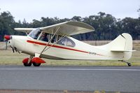 VH-PTP @ YTEM - At Temora Airport during the 40th Anniversary Fly-In of the Australian Antique Aircraft Association