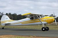 VH-SLY @ YTEM - At Temora Airport during the 40th Anniversary Fly-In of the Australian Antique Aircraft Association