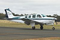VH-AHX @ YTEM - At Temora Airport during the 40th Anniversary Fly-In of the Australian Antique Aircraft Association