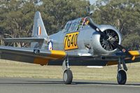 VH-LNT @ YTEM - At Temora Airport during the 40th Anniversary Fly-In of the Australian Antique Aircraft Association