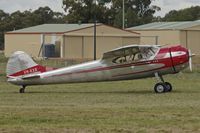 VH-KXR @ YTEM - At Temora Airport during the 40th Anniversary Fly-In of the Australian Antique Aircraft Association  - ex N195BL