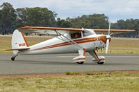 VH-LUS @ YTEM - At Temora Airport during the 40th Anniversary Fly-In of the Australian Antique Aircraft Association