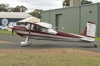 VH-WCA @ YTEM - At Temora Airport during the 40th Anniversary Fly-In of the Australian Antique Aircraft Association