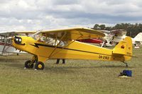 24-2163 @ YTEM - At Temora Airport during the 40th Anniversary Fly-In of the Australian Antique Aircraft Association