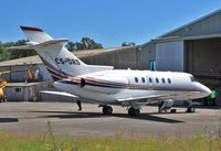 CS-DRD @ EGHH - At JETS - by John Coates