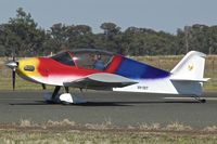 VH-OVT @ YTEM - At Temora Airport during the 40th Anniversary Fly-In of the Australian Antique Aircraft Association