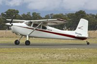 VH-CMJ @ YTEM - At Temora Airport during the 40th Anniversary Fly-In of the Australian Antique Aircraft Association