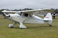 VH-TPH @ YTEM - At Temora Airport during the 40th Anniversary Fly-In of the Australian Antique Aircraft Association