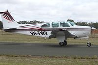 VH-FWV @ YTEM - At Temora Airport during the 40th Anniversary Fly-In of the Australian Antique Aircraft Association