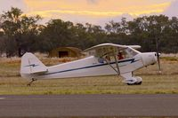 VH-LTE @ YTEM - At Temora Airport during the 40th Anniversary Fly-In of the Australian Antique Aircraft Association