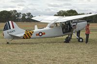 VH-FXY @ YTEM - At Temora Airport during the 40th Anniversary Fly-In of the Australian Antique Aircraft Association