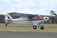 VH-HFT @ YTEM - At Temora Airport during the 40th Anniversary Fly-In of the Australian Antique Aircraft Association