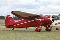 VH-ISR @ YTEM - At Temora Airport during the 40th Anniversary Fly-In of the Australian Antique Aircraft Association