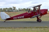 VH-NWM @ YTEM - At Temora Airport during the 40th Anniversary Fly-In of the Australian Antique Aircraft Association