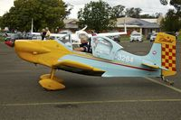19-3284 @ YTEM - At Temora Airport during the 40th Anniversary Fly-In of the Australian Antique Aircraft Association