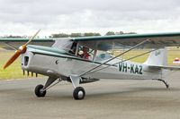VH-KAZ @ YTEM - At Temora Airport during the 40th Anniversary Fly-In of the Australian Antique Aircraft Association