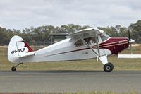 VH-PCR @ YTEM - At Temora Airport during the 40th Anniversary Fly-In of the Australian Antique Aircraft Association