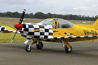 VH-SIA @ YTEM - At Temora Airport during the 40th Anniversary Fly-In of the Australian Antique Aircraft Association
