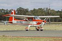 VH-MQC @ YTEM - At Temora Airport during the 40th Anniversary Fly-In of the Australian Antique Aircraft Association