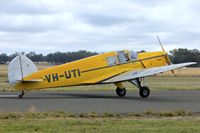 VH-UTI @ YTEM - At Temora Airport during the 40th Anniversary Fly-In of the Australian Antique Aircraft Association