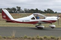 24-5005 @ YTEM - At Temora Airport during the 40th Anniversary Fly-In of the Australian Antique Aircraft Association