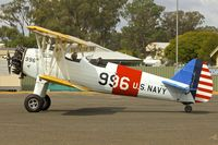 VH-EEY @ YTEM - At Temora Airport during the 40th Anniversary Fly-In of the Australian Antique Aircraft Association