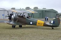 VH-AGH @ YTEM - At Temora Airport during the 40th Anniversary Fly-In of the Australian Antique Aircraft Association