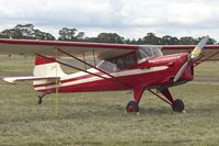 VH-KBV @ YTEM - At Temora Airport during the 40th Anniversary Fly-In of the Australian Antique Aircraft Association