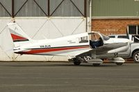 VH-DJA @ YTEM - At Temora Airport during the 40th Anniversary Fly-In of the Australian Antique Aircraft Association