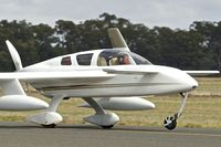 VH-BRN @ YTEM - At Temora Airport during the 40th Anniversary Fly-In of the Australian Antique Aircraft Association