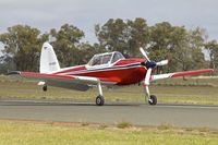 VH-UEU @ YTEM - At Temora Airport during the 40th Anniversary Fly-In of the Australian Antique Aircraft Association